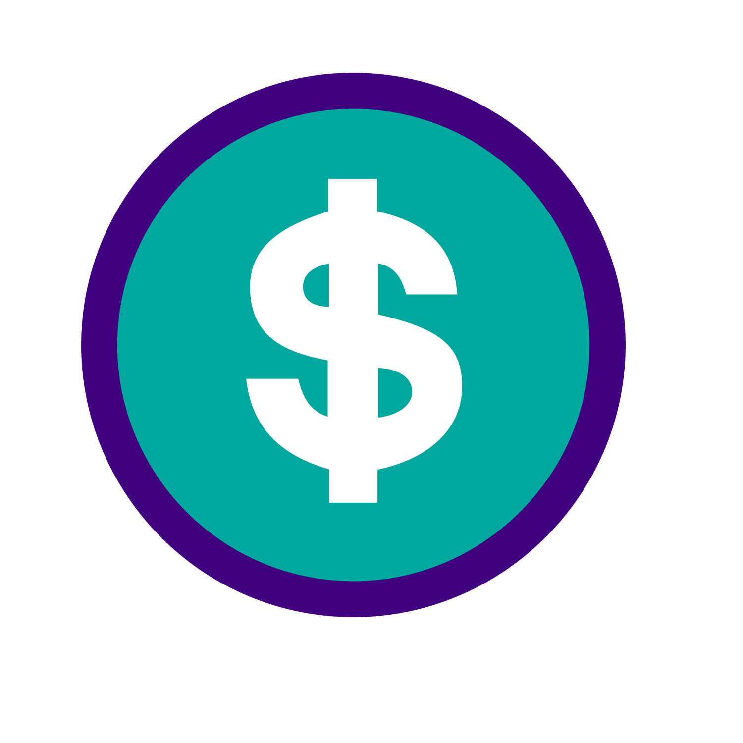 Money Icon for Law School Scholarships and Financial Aid