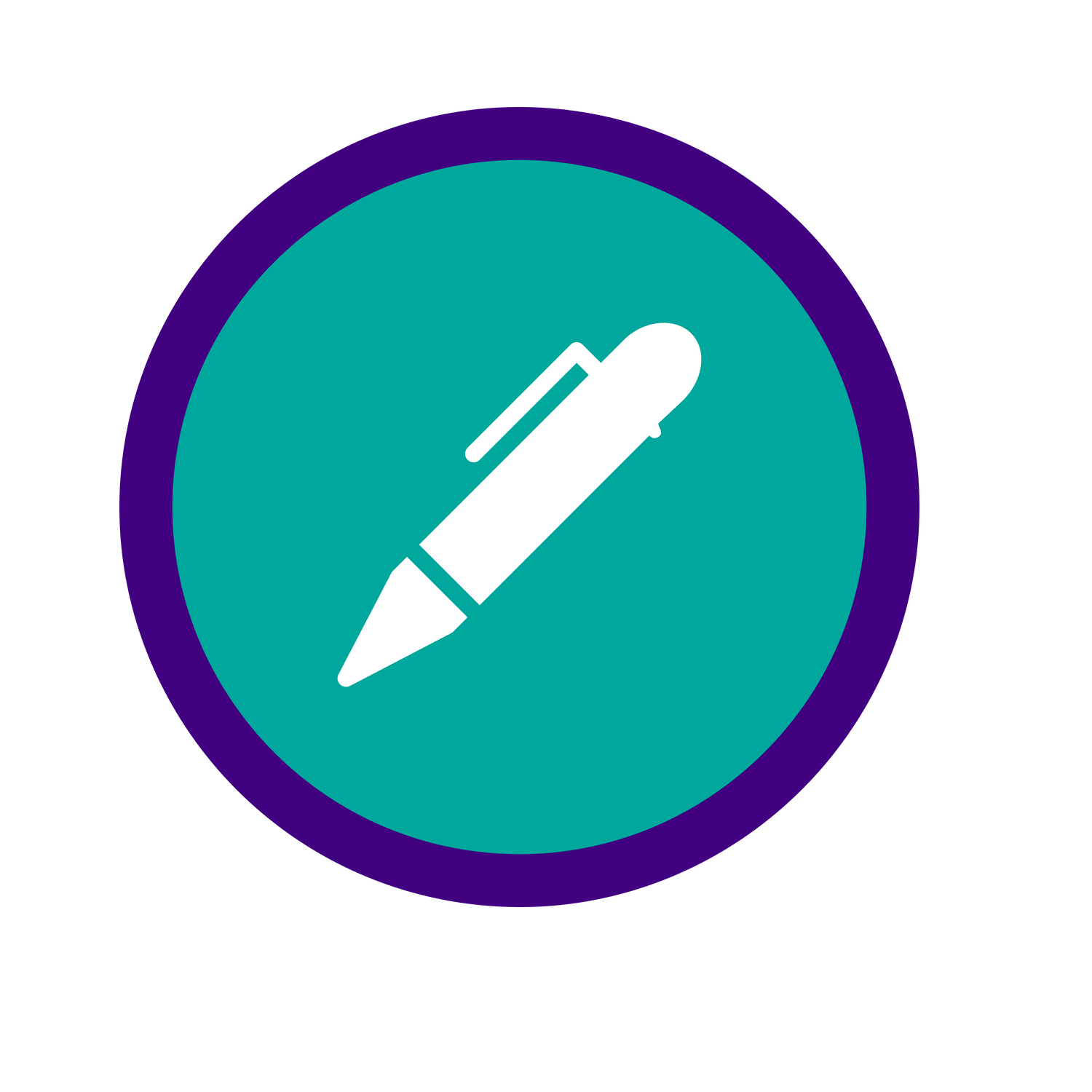 Pen Icon for Law School Diversity Statement and Optional Essays