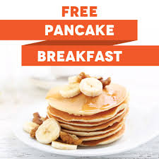 You are invited!! - Where: Lutheran Church of the Cross; 2025 S. Goebbert Road; Arlington Hts, ILWhen: First Sunday of each MonthNext Date: June 2, 2019Time: Pancakes will be served 8:00-9:15Who: Everyone is welcome! Invite a friend!If you have any questions, concerns, or would like to help, please contactKatherine 847-804-3545 