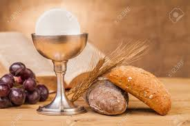 COMMUNION CLASS LED BY PASTOR JESSICA HARREN  -  MAY 25, 2019 9:00AM - 12:00PM LUTHERAN CHURCH OF THE CROSS First Communion Celebrated Sunday, June 9, 2019