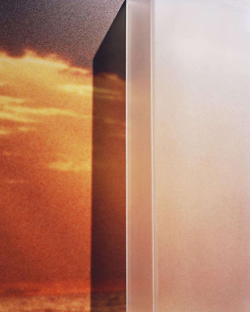 Sunrise , 2010 Archival pigment print 50 x 40 inches   ————