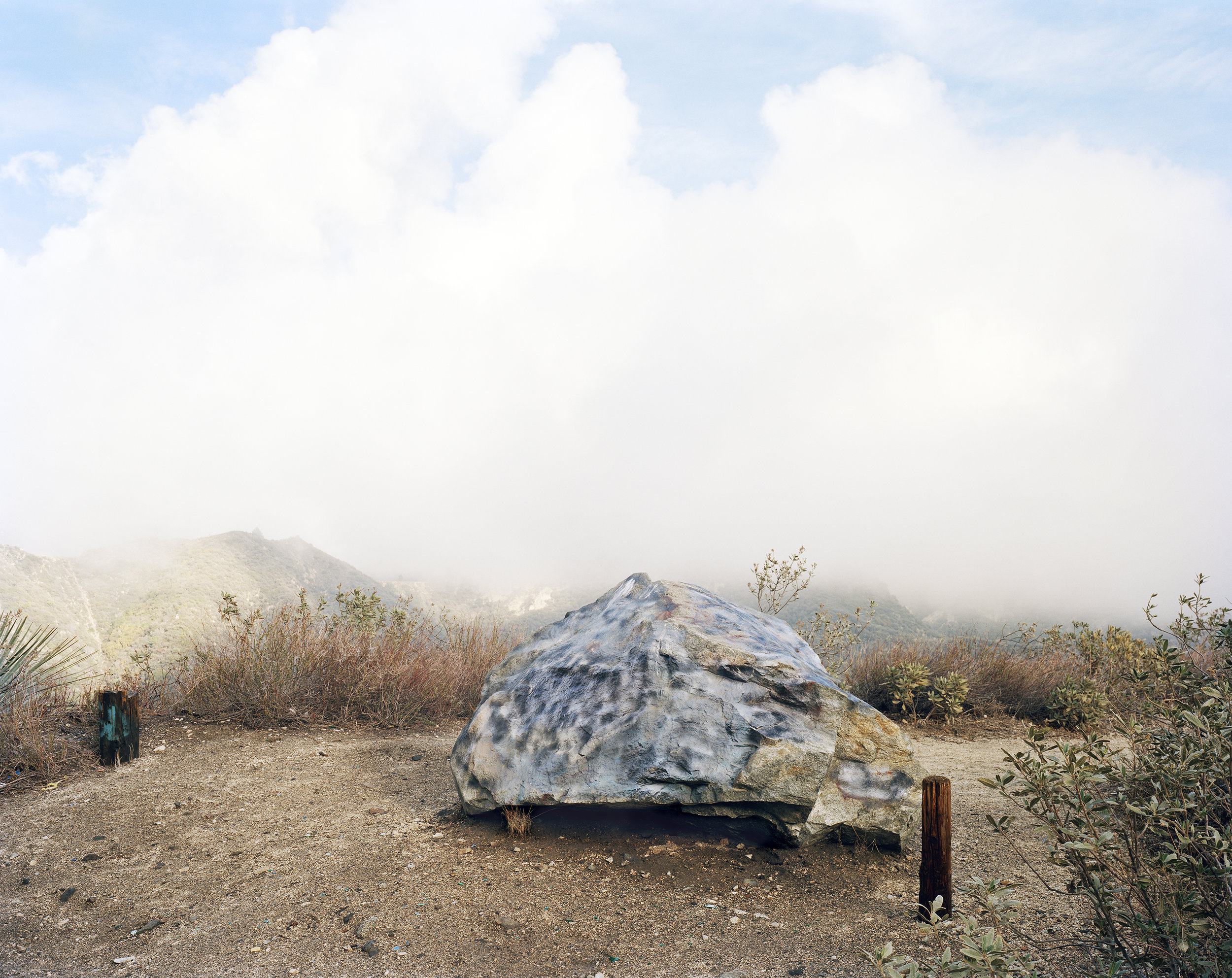 Cover-up , 2010 Archival pigment print 40 x 50 inches   ————