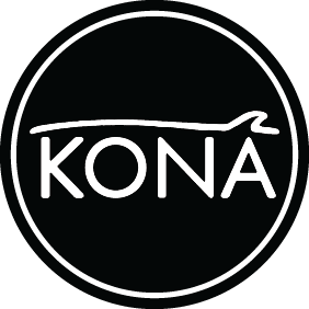 KONA Surf Company is a local surf shop whose mission is to create quality products designed to help you #FOLLOWTHEWAVES