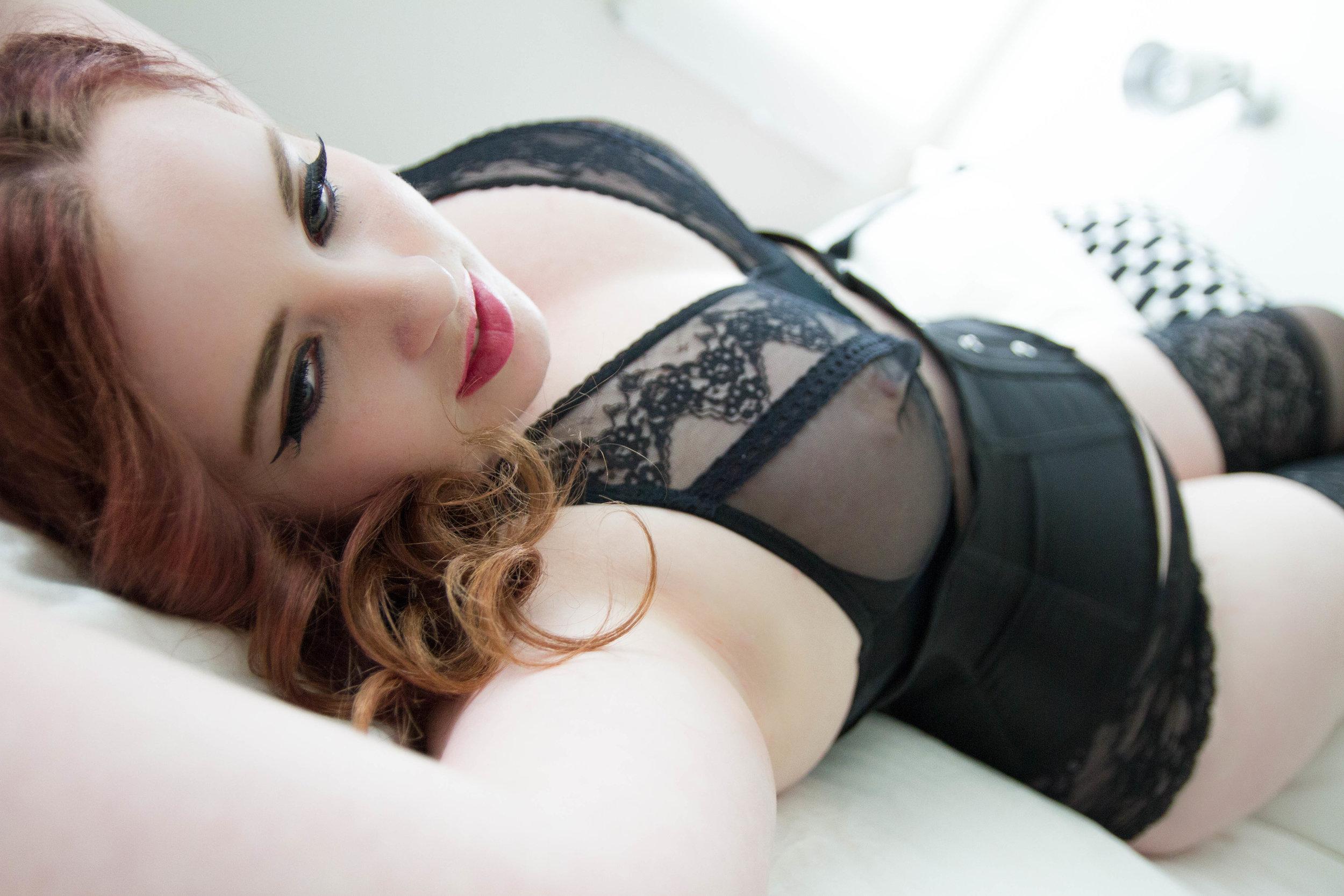 Utah boudoir photographer