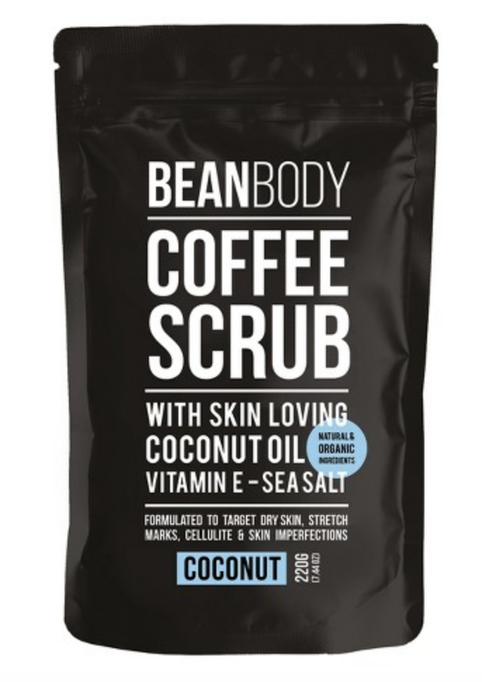 Bean Body Coffee Scrub Coconut