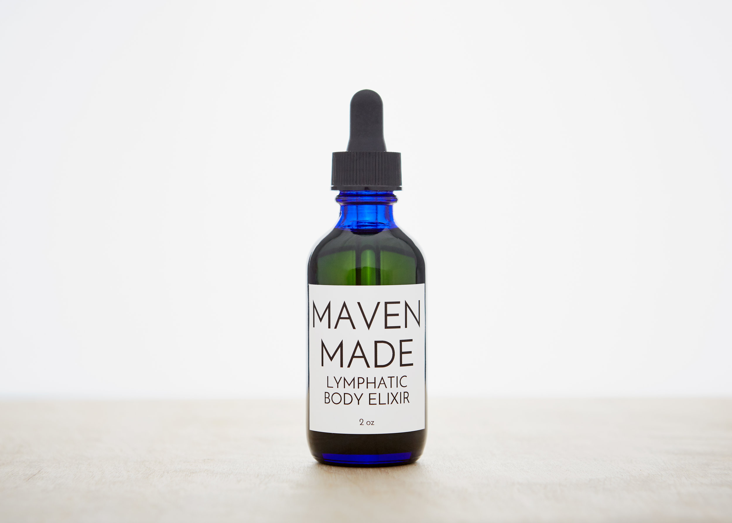 Maven Made Lymphatic Elixir