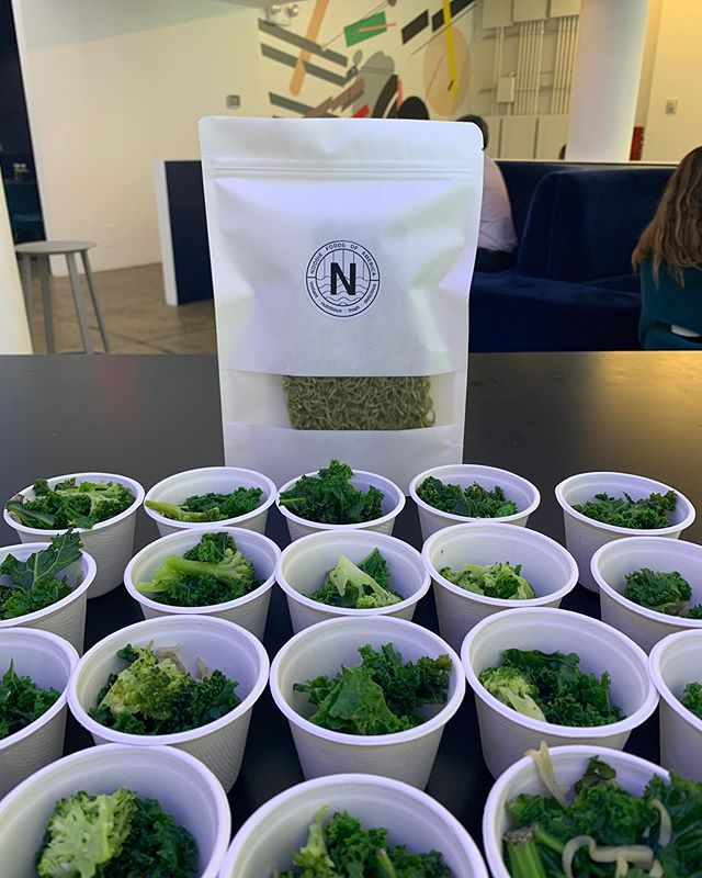 To the amazing team at @betaworkstudios thank you for having us and allowing us to share Noodie's healthy instant craft ramen 🍜🍜🍜🍜