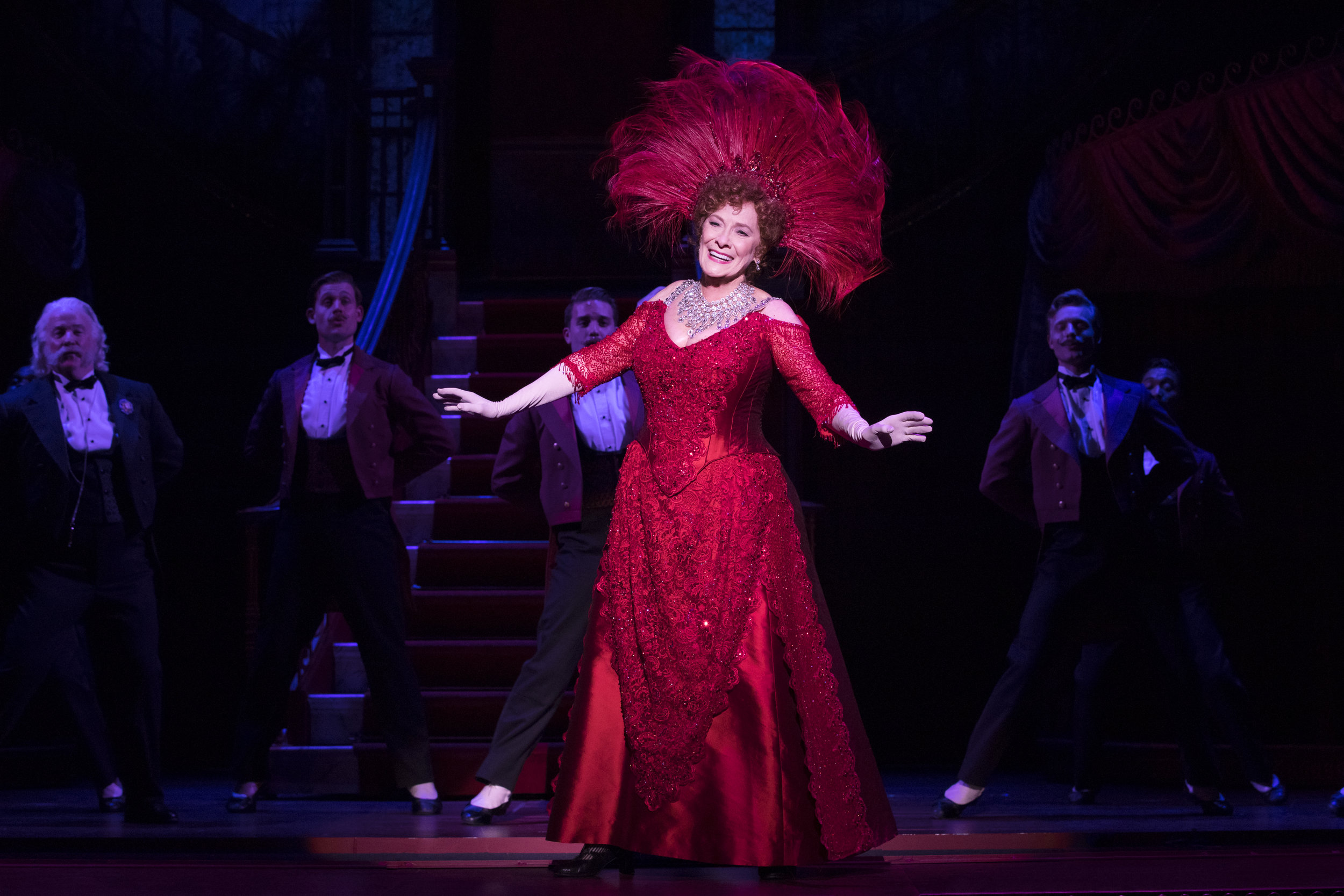 7_Betty Buckley and Hello, Dolly! National Tour Company - 2018, Julieta Cervantes.jpg