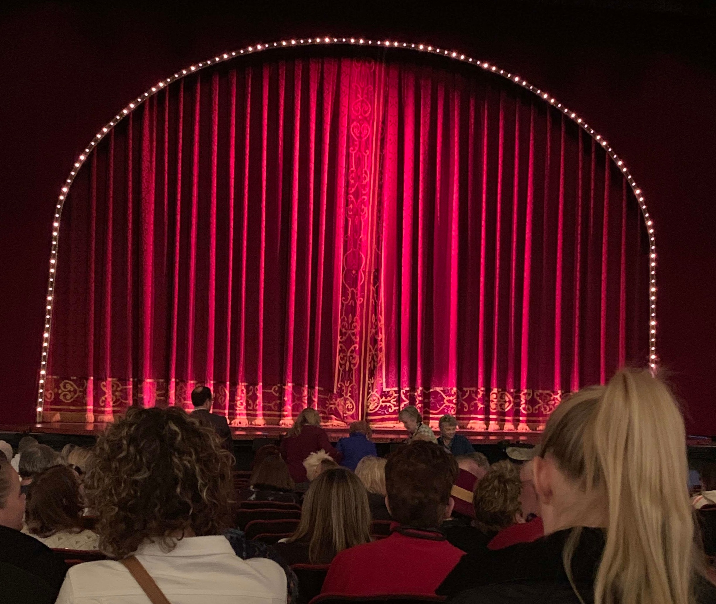 Hello, Dolly! at the Orpheum Theatre