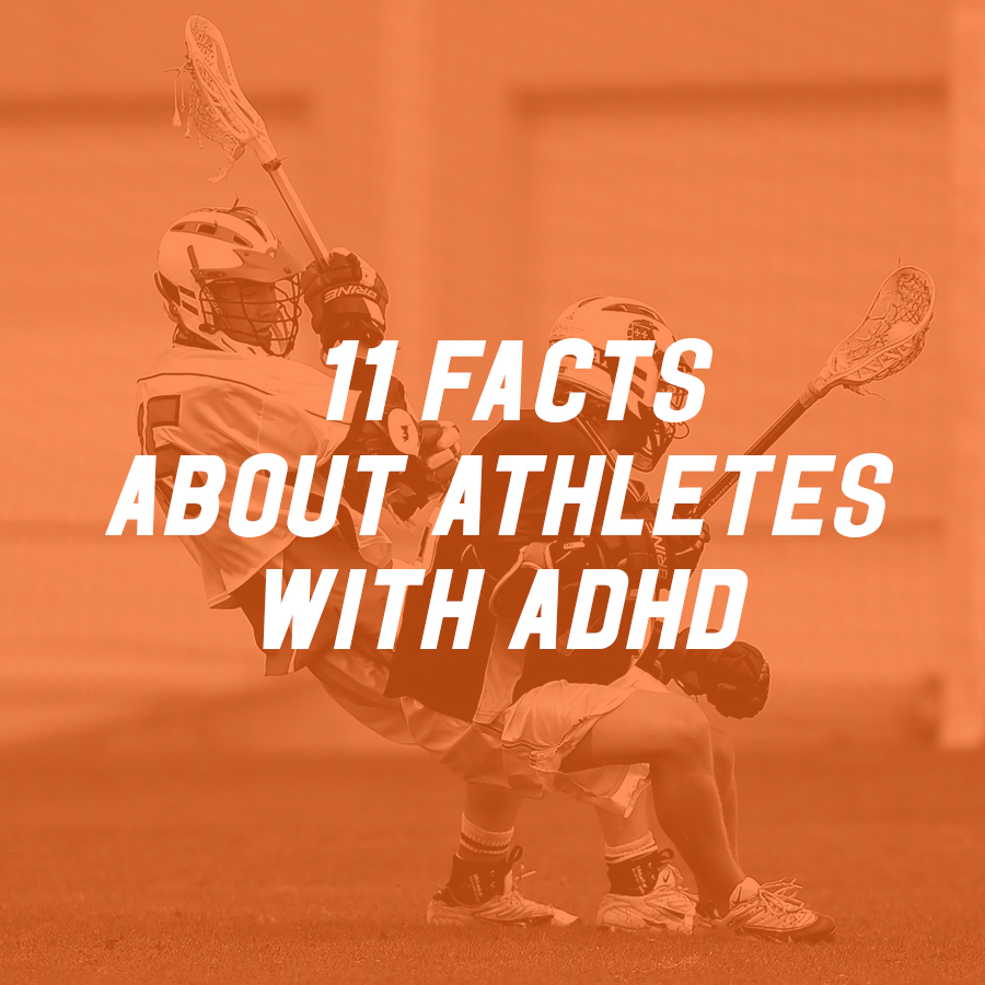 11 Facts About Athletes with ADHD