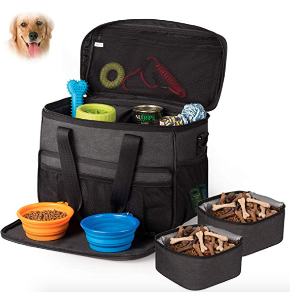 PUP TO GO BAG -