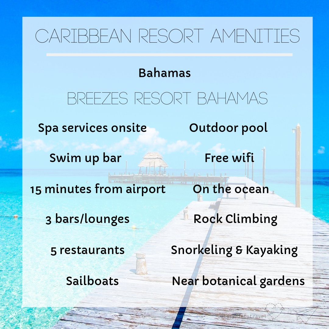 9 Caribbean All-inclusive resorts checklist.png