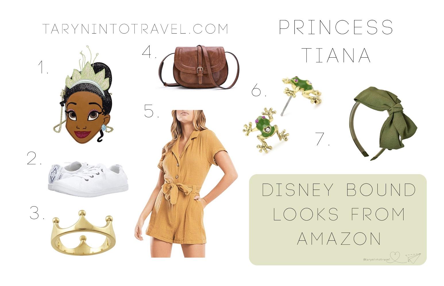 Disney-bounding-princess-tiana