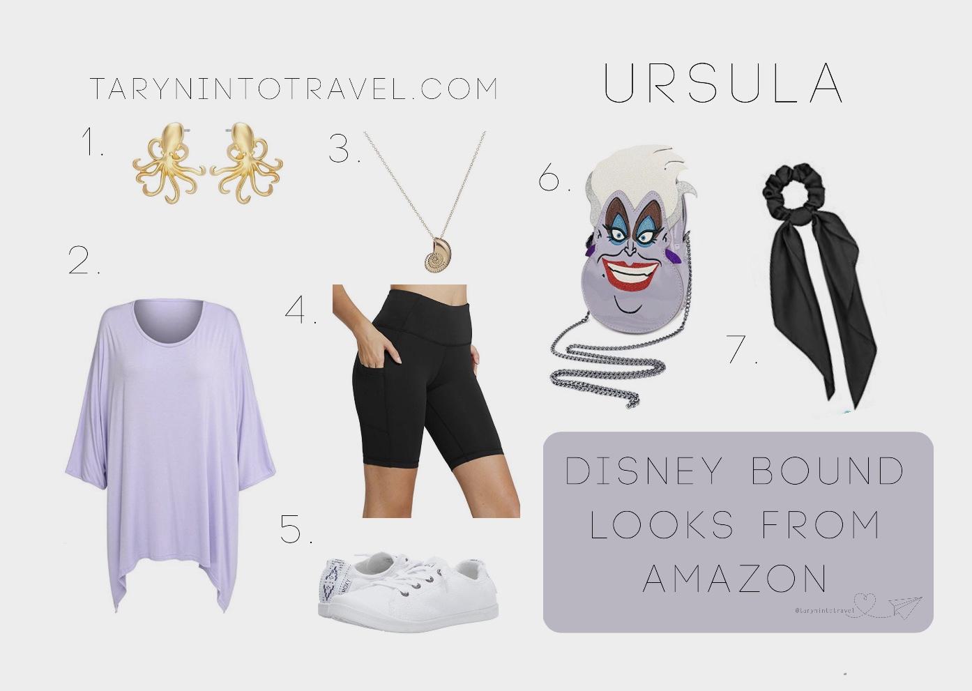 Disney-bounding-ursula