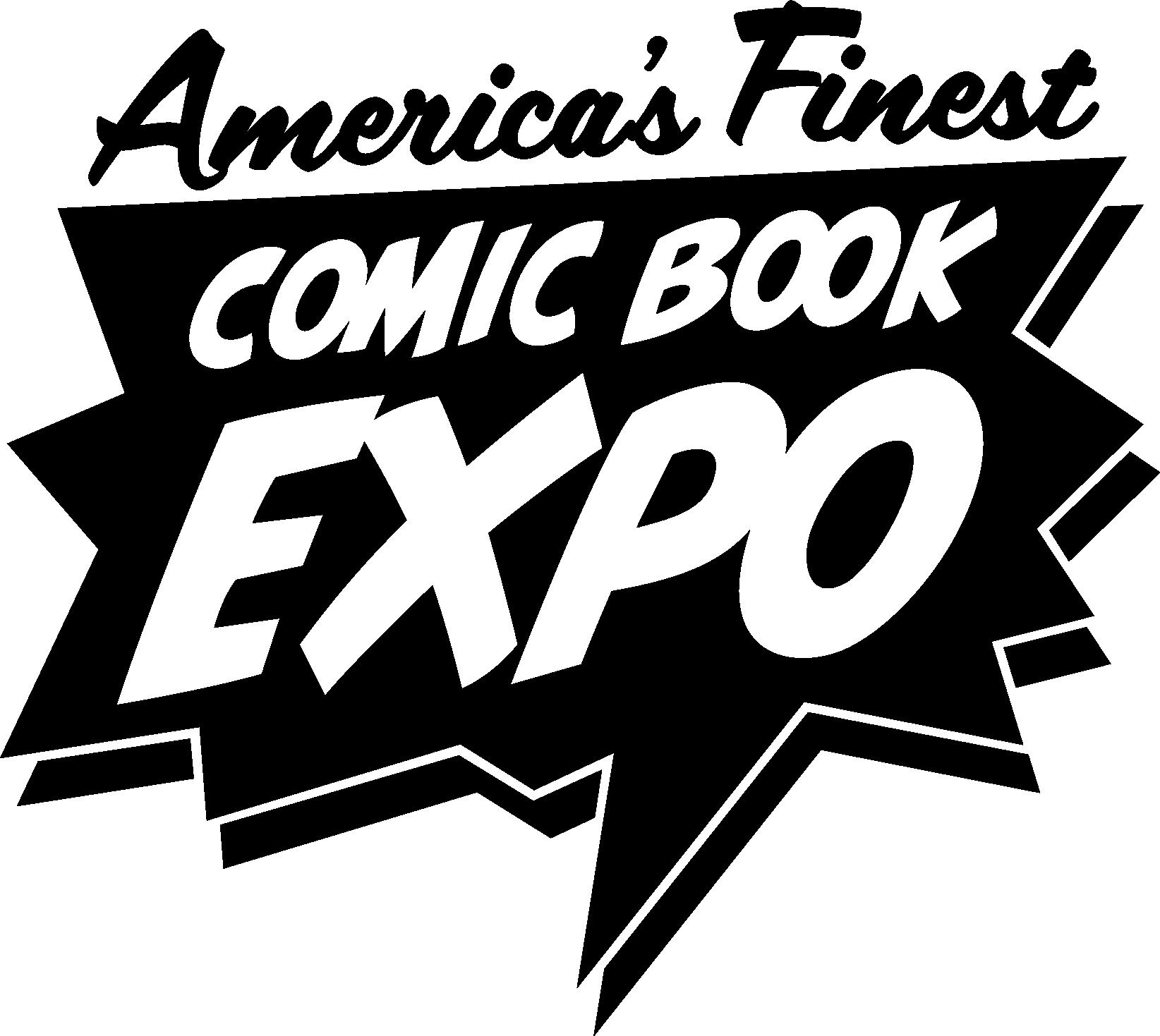 America's Finest Comic Book Expo Logo