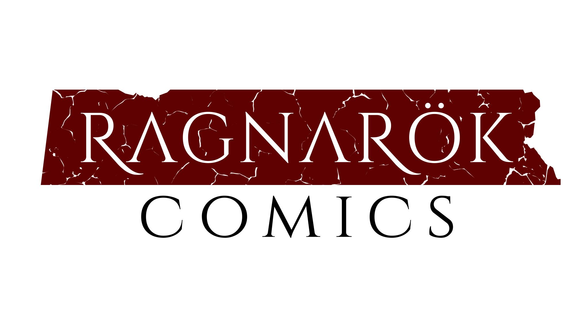 Ragnarök Comics Logo