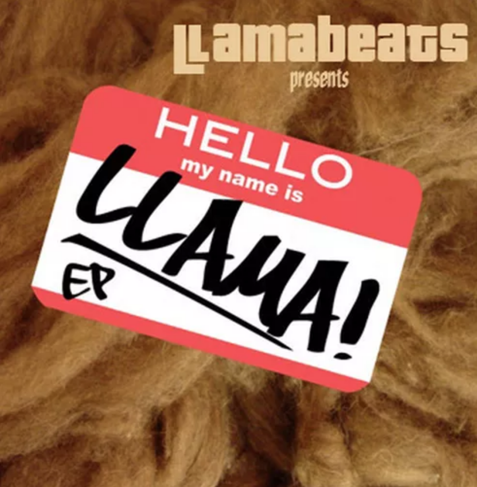 """Hello My Name Is Llama"" by Llamabeats (2009) -  Stream & Download"