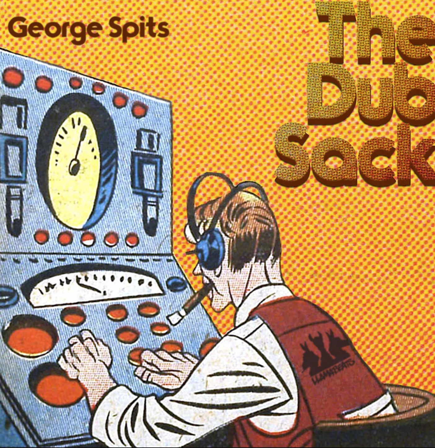 """""""The Dub Sack"""" by George Spits of Llamabeats (2016) -  Stream & Download"""