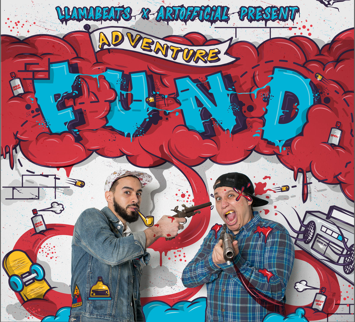 """""""Adventure Fund"""" by Llamabeats and ArtOfficial (2014) - Stream & Download"""