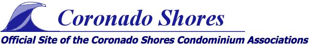 Coronado Shores Condominium Association