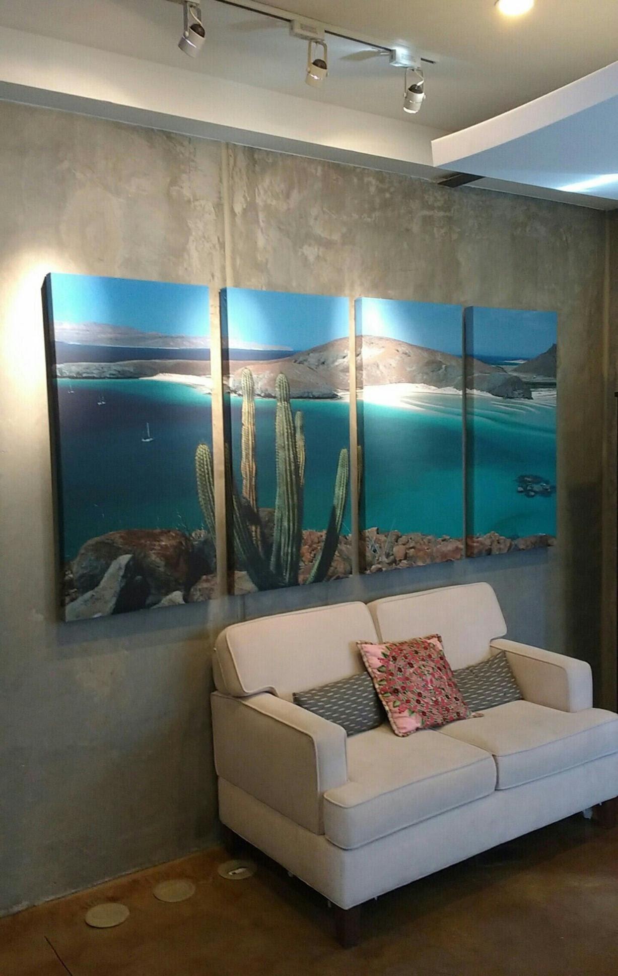 Custom Graphic Acoustic Panels