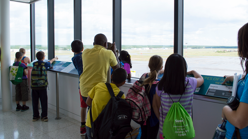 Airport Tours -