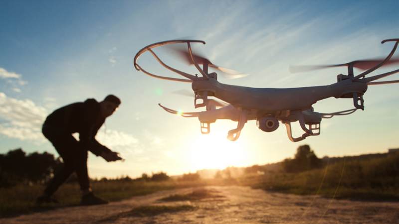 Drone Safety -