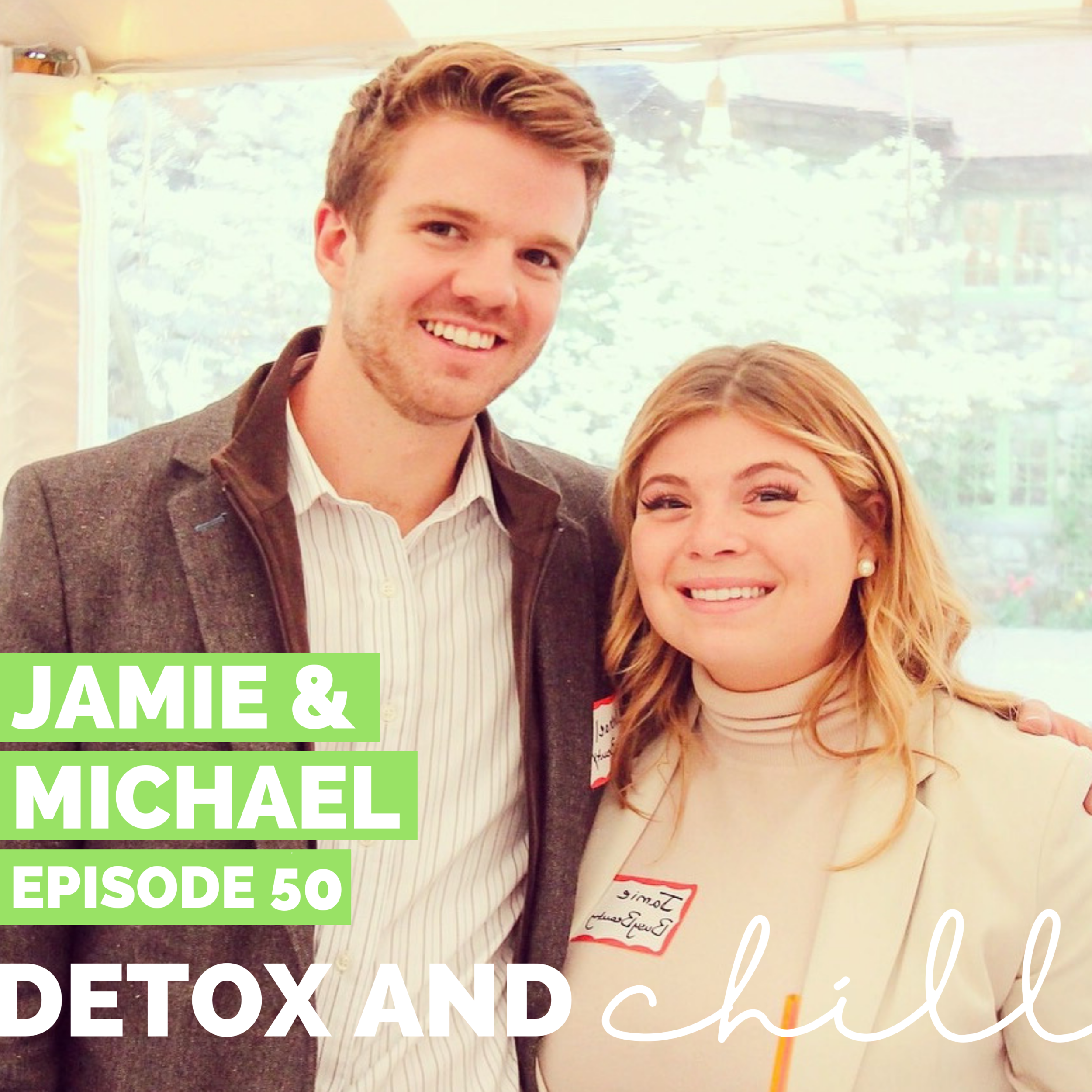 Episode #50: Jamie & Michael // Founders of Busy Beauty // Struggles and Successes as Entrepreneurs - Hi Detox & Chill squad! We hope you're having a marvelous start to your week.OMG, it's EPISODE #50!!!! How crazy is that??Today we have the founders of BusyBeauty on the pod — Jamie Steenbakkers & Michael Leahy. Alison (their marketing manager) also tagged along which made this recording a record for how many people participated!BusyBeauty is a wonderful brand for women on the go (which makes so much sense for our listeners!). After meeting in college, Jamie and Michael set out to solve the problem of long and involved beauty routines (and also shaving your legs in a dorm room). They created a waterless shave gel first and have since expanded their line to include wipes and showerless shampoo. Jamie is a beauty protege — the next generation inventor, the eye for design, the creator and the visionary. While Michael is a hustler — an expert at supply chain optimization, growth hacker, people, and cash flow manager.The team is based locally in Boston, and we get into some great topics like how to manage your finances starting out as an entrepreneur, their biggest struggles, and their biggest successes.Find BusyBeauty HERE and on Instagram HERE.Seriously, can't wait for you guys to hear this one and what our reading told us about the podcast moving forward (spoiler alert - we're super inspired!)We are so proud and excited about this episode and are so excited to hear what you think - let's start normalizing these conversations together. We'd love to continue this conversation in our Facebook group and on Instagram. Our Facebook group is a safe space for anyone who joins, so don't forget to check us out there. Just search *SUPER EXLUSIVE* Detox & Chill Podcast Group. As always, don't forget to follow along with us on Instagram (@detoxandchillpodcast) and join our Facebook group. We love you!Xoxo,Meg & BeckP.S. If you want to listen to Tara Foley's episode (who also went 