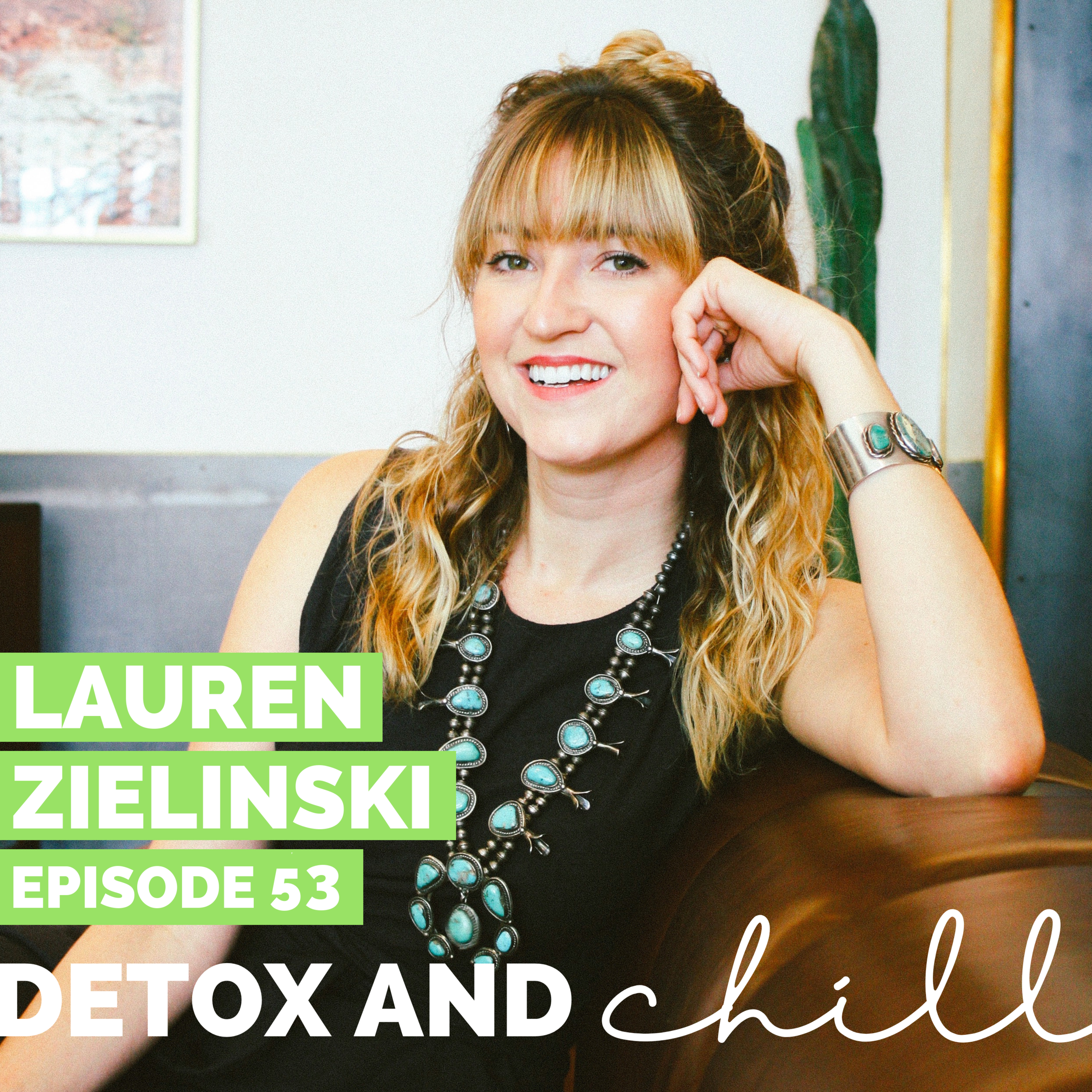 Episode #53: Lauren Zielinski // Certified Nurse Midwife & Founder of New Moon Rising // Vaginas, Midwifery, and Gyno Visits - This week we're back with Lauren Zielinski, a certified nurse-midwife and founder of New Moon Rising. New Moon Rising works in cities across the US to hold free, day-long workshops that foster discussion about reproductive health, political advocacy, natural medicine options, and community connections.We felt really strongly that we needed to start opening the discussion around female sexual health and empowerment, and Lauren was so generous to share her wealth of knowledge.In this episode we talk about…-The difference between a midwife / doula / doctor;- The difference in care you receive between these options;- The importance of advocating for yourself at your annual checkup and how to approach the situation to get important questions answered;- Things that are natural for women // things to avoid in our routinesWe are beyond excited about this episode! AND…we have a HUGE announcement! We are doing an event in LA on June 15th ALL about these important discussions that we need to be having as women. We are on cloud nine that we are able to partner with Jess Suchan, who was our 5th episode of the podcast!This event will be an afternoon of An afternoon featuring libido boosting treats, CBD mocktails and sinless self-care. Enjoy a live podcast recording with your hosts Meghan & Beck of the Detox and Chill Podcast and Jess Suchan of Body Bliss by Jess. Open, honest dialogue with a panel of experts discussing female sexuality, fertility, libido and the meaning of sexual confidence at any stage in life.Your sinless self-care will include mini clean beauty makeovers, manicures & sexy sugar-free chocolate. Peruse carefully curated brands including Lunya loungewear and treat yourself to our aphrodisiac dessert board! AND you'll get to walk away with a complimentary gift bag filled with things we truly love!We would LOVE to see you there…stay tuned for more details this week.We love you!Xoxo,Meg & Beck