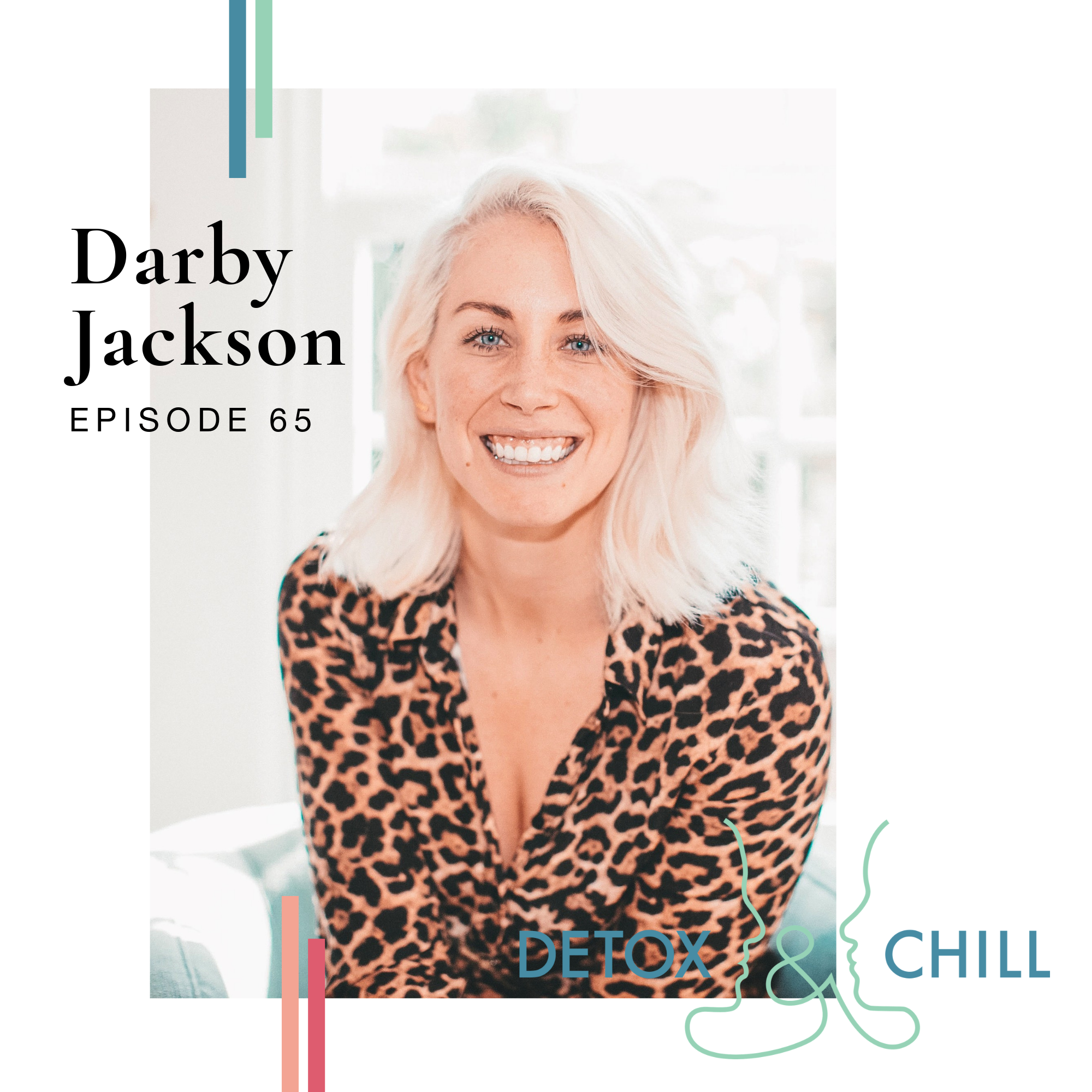 Episode #65: Darby Jackson // Co-Founder of Après & Protein Sommelier // Repairing Your Body Image with Food and Mindset - WE ARE SO PUMPED for this week's episode!If you're like us (well, Meg specifically), you struggle to find a post-workout drink that provides some protein for recovery, but isn't hard on your stomach. Enter: Après - a post-workout bev that we can truly get behind.This week, we have the founder, Darby Jackson on the podcast. Well before Après was founded, Darby was diagnosed with celiac disease which inspired her to become an Integrative Nutrition Health Coach and personal trainer, combining her passion for nourishing food with her background in sports. Through her work with women in her coaching business, she began to notice that there wasn't a post-workout drink that she would actually recommend to her clients.Enter: Après. Founded by Darby and her partner Sonny, Après is recovery drink with plant protein, coconut oil, and coconut water. In this episode, we talk to Darby about…- How she became interested in wellness after transitioning from playing water polo and started her coaching business;- How she recognized a need in the industry for a recovery drink like Après;- The MANY rounds of product sampling that her and her cofounder, Sonny, went through to arrive at the final blend;- Her morning routine and how it sets the tone for her dayFollow Darby & Après here:IG: https://www.instagram.com/darbyjackson_/IG: https://www.instagram.com/drinkapres/Website: https://drinkapres.comFind US on Instagram @detoxandchillpodcast and our website.Also, don't forgot to rate and review on iTunes, Spotify, or wherever you're listening to this. The reviews mean the world to us and we thank you so much for taking the time to write them!xoxo,Meg & Beck