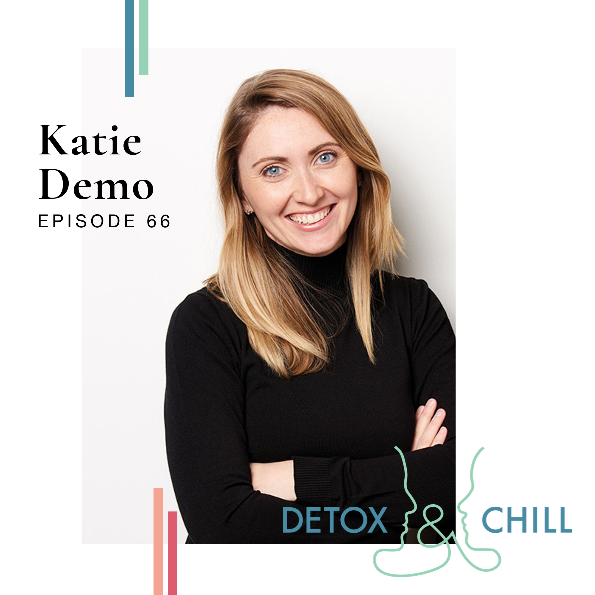 Episode #66: Katie Demo // Co-Founder of Brass Clothing // Building a Sustainable Fashion Brand - Brass Clothing is one of our favorite Boston-based clothing brands and today we have Katie Demo on the podcast!Brass Clothing was founded 3.5 years ago, when Katie and her co-founder Jay Adams were frustrated with their wardrobes. Years of shopping sales and fast fashion left them with closets full of clothes that never fit quite right or felt like good quality.They knew they needed better options, and they set out to provide women with higher quality clothing with a more reasonable price tag.They didn't know it at the time, but they would spend the next 3.5 years talking to women about their wardrobes and the impact they have on our lives.In this episode we talk about…-Working a full time job while also nurturing your side hustle;-Building trust in your team to manage the business and take steps back;-Sustainability and the difference between Brass and fast fashion brands;-The ups and downs of entrepreneurship.We know you'll love this episode just as much as we do. We'd love to continue the conversation with you on our secret Facebook page, so head to www.detoxandchillpodcast.com/join to join us!Find Brass Clothing here:Website: https://brassclothing.comIG: https://www.instagram.com/brassclothing/Find us on Instagram @detoxandchillpodcast and our website.Also, don't forgot to rate and review on iTunes, Spotify, or wherever you're listening to this. The reviews mean the world to us and we thank you so much for taking the time to write them!xoxo,Meg & Beck