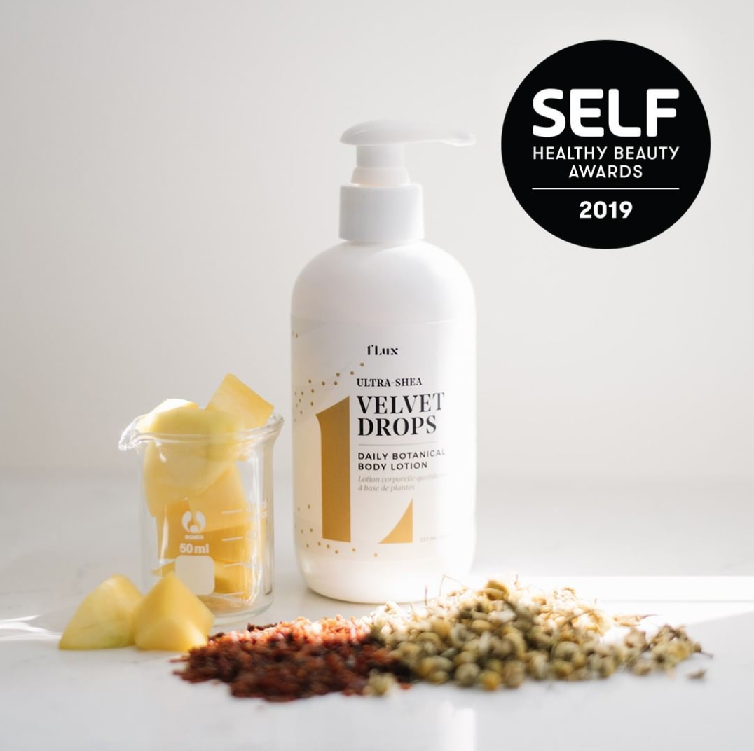Daily Botanical Body Lotion