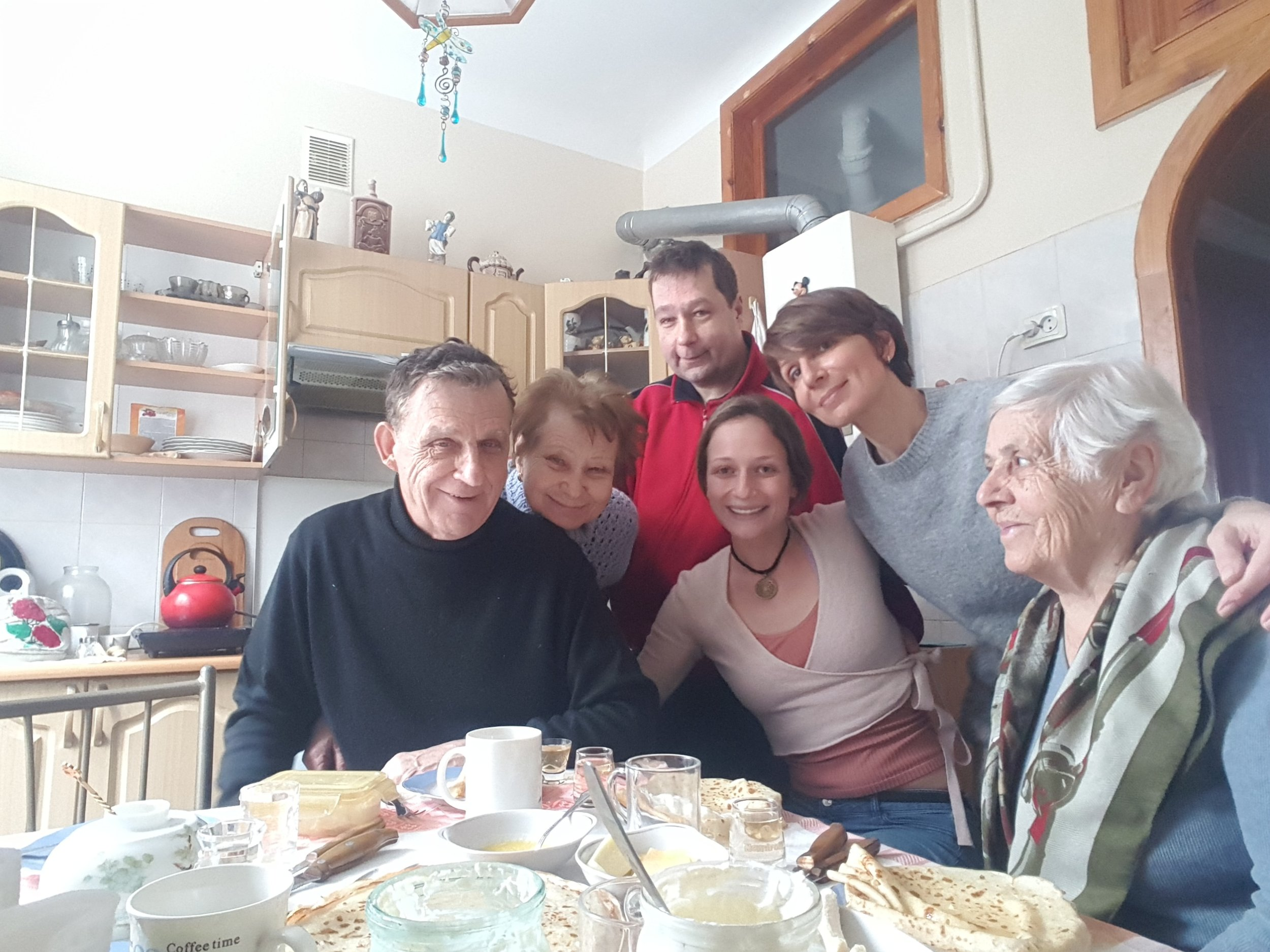 Slavic families <3