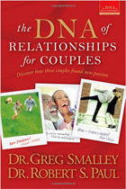 "The DNA of Relationships for Couples - by Dr. Gregg Smalley, Dr. Robert S. Paul, and Donna K. WallaceThrough the pages of this book, the reader will observe a true to life ""Intensive"" with typical couples and typical issues. Gain an appreciation for the superb professionalism that gently helps each couple pinpoint their divisive baggage and find anew their common hopes and dreams for the future."