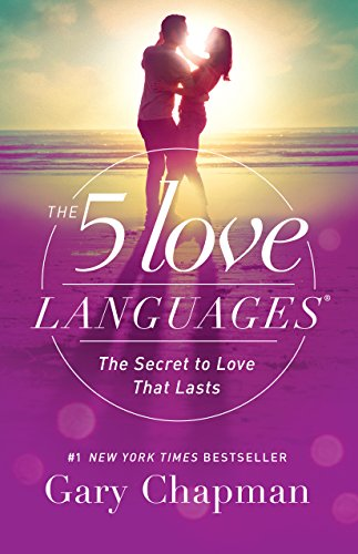 The 5 Love Languages: The Secret to Love that Lasts - by Dr. Gary ChapmanYou will wonder how you could have been so blind to have never considered what makes your loved one really feel loved. Statistically most couples do not share the same view of what makes them feel loved. Could that explain why flowers and bonbons never worked?