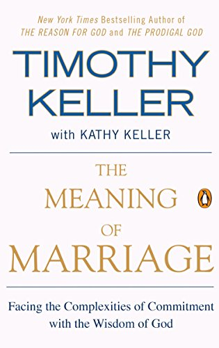 The Meaning of Marriage: Facing the Complexities of Commitment with the Wisdom of God - by Timothy KellerModern culture would have you believe that everyone has a soul mate; that romance is the most important part of a successful marriage. But these modern-day assumptions are wrong. Timothy Keller, with insights from Kathy, his wife of thirty-seven years, shows marriage to be a glorious relationship that is also misunderstood and mysterious. The Meaning of Marriage offers instruction on how to have a successful marriage, and is essential reading for anyone who wants to know God and love more deeply in this life.