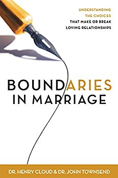Boundaries in Marriage - by Henry Cloud, John TownsendOnly when you and your mate know and respect each other's needs, choices, and freedom can you give yourselves freely and lovingly to one another. Boundaries in Marriage gives you the tools you need. Drs. Henry Cloud and John Townsend, counselors and authors of the award-winning bestseller Boundaries, show you how to apply the principles of boundaries to your marriage. This book helps you understand the friction points or serious hurts and betrayals in your marriage -- and move beyond them to the mutual care, respect, affirmation, and intimacy you both long for.
