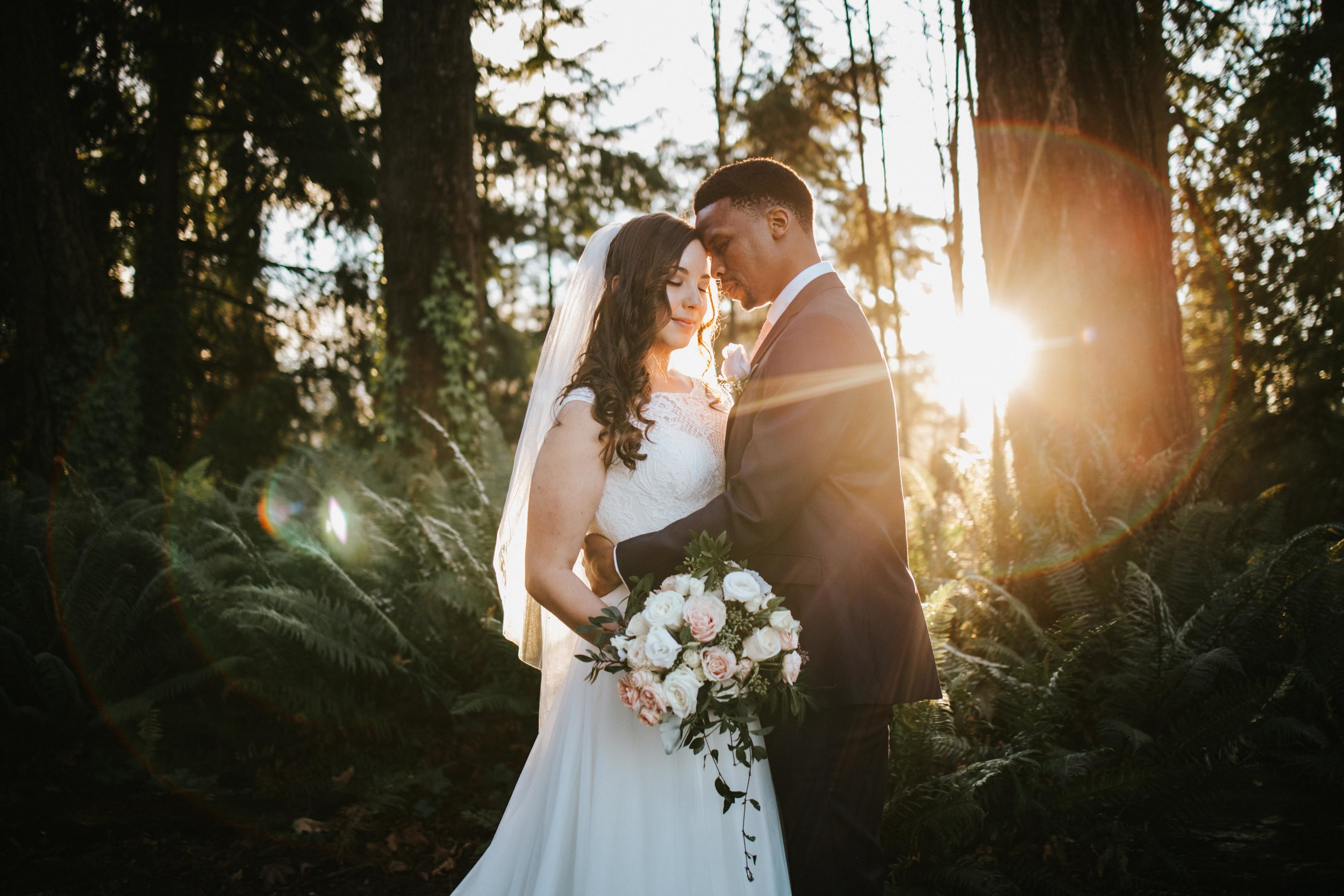 JACQUELINE AND TSHIRE [YALETOWN WEDDING]  December 30, 2018  Location: Brix and Mortar Restaurant, Yaletown  Photoshoot: Coal Harbour, Stanley Park & Yaletown  Photography: Rf Weddings  Photos shot on: Canon EOS R, Canon 1DX, Canon MIV