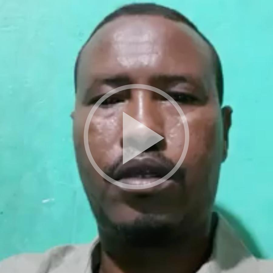 Travel ban story - Ahmed - green card