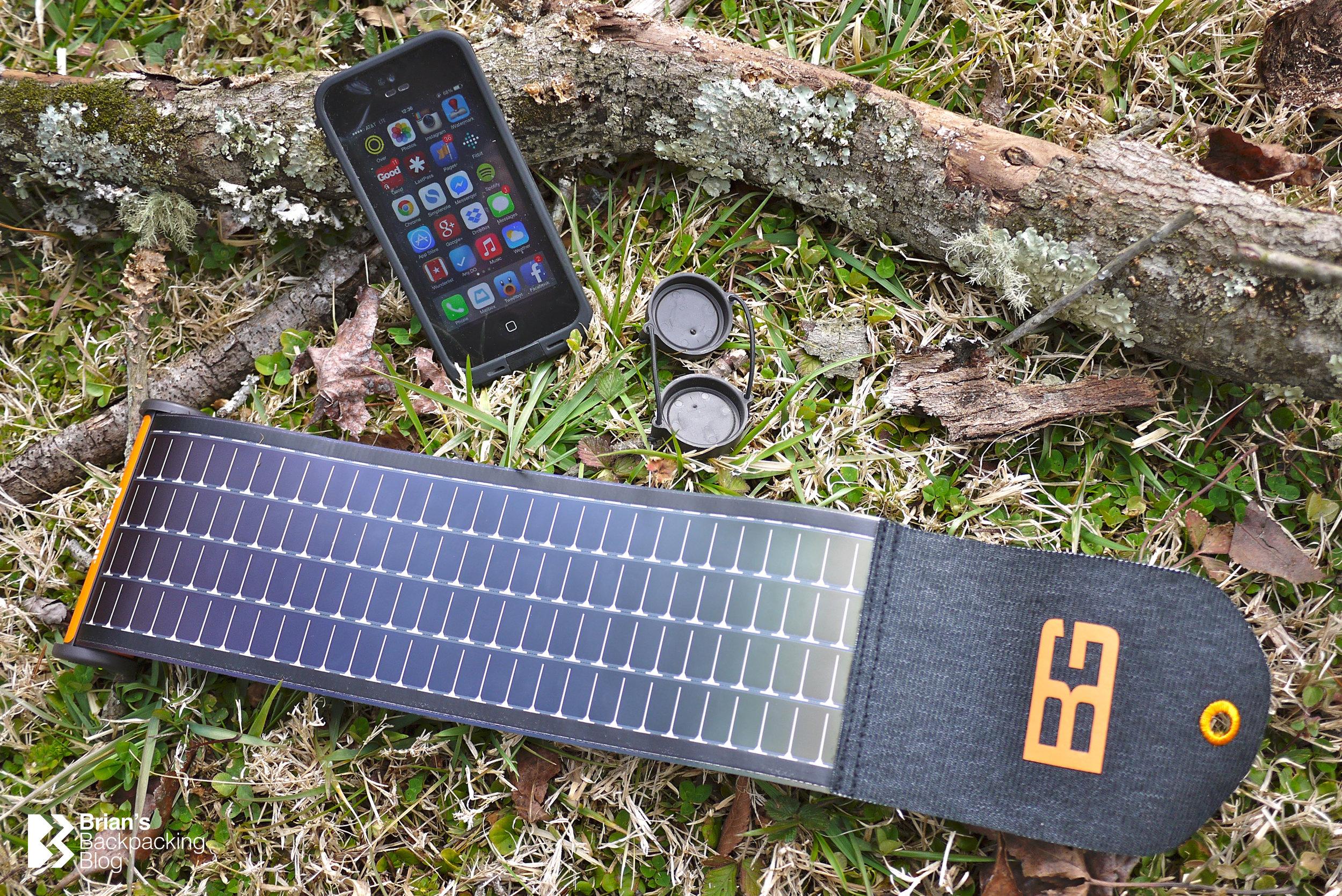 Bushnell SolarWrap Mini