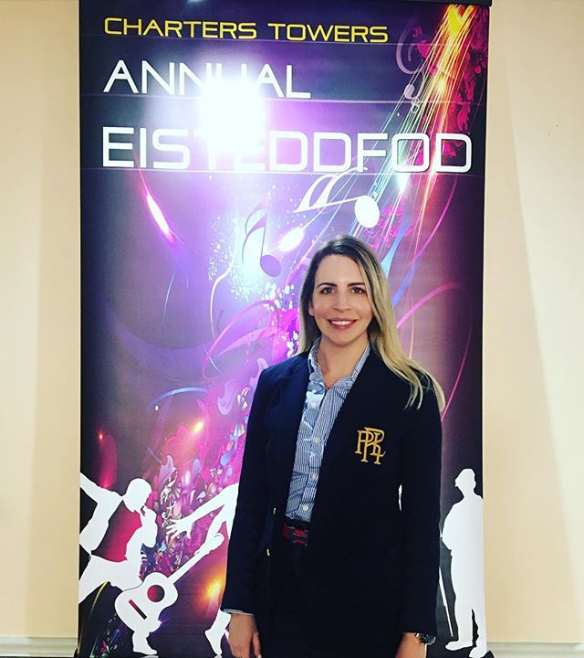 Speech and drama teaching was my first career move out of school. I have had the pleasure of adjudicating a number of Eisteddfods over the years, most recently the Charters Towers Speech and Drama Eisteddfod for the second time.