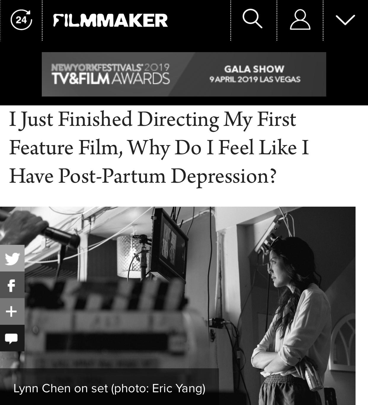 Lynn Chen Filmmaker Magazine