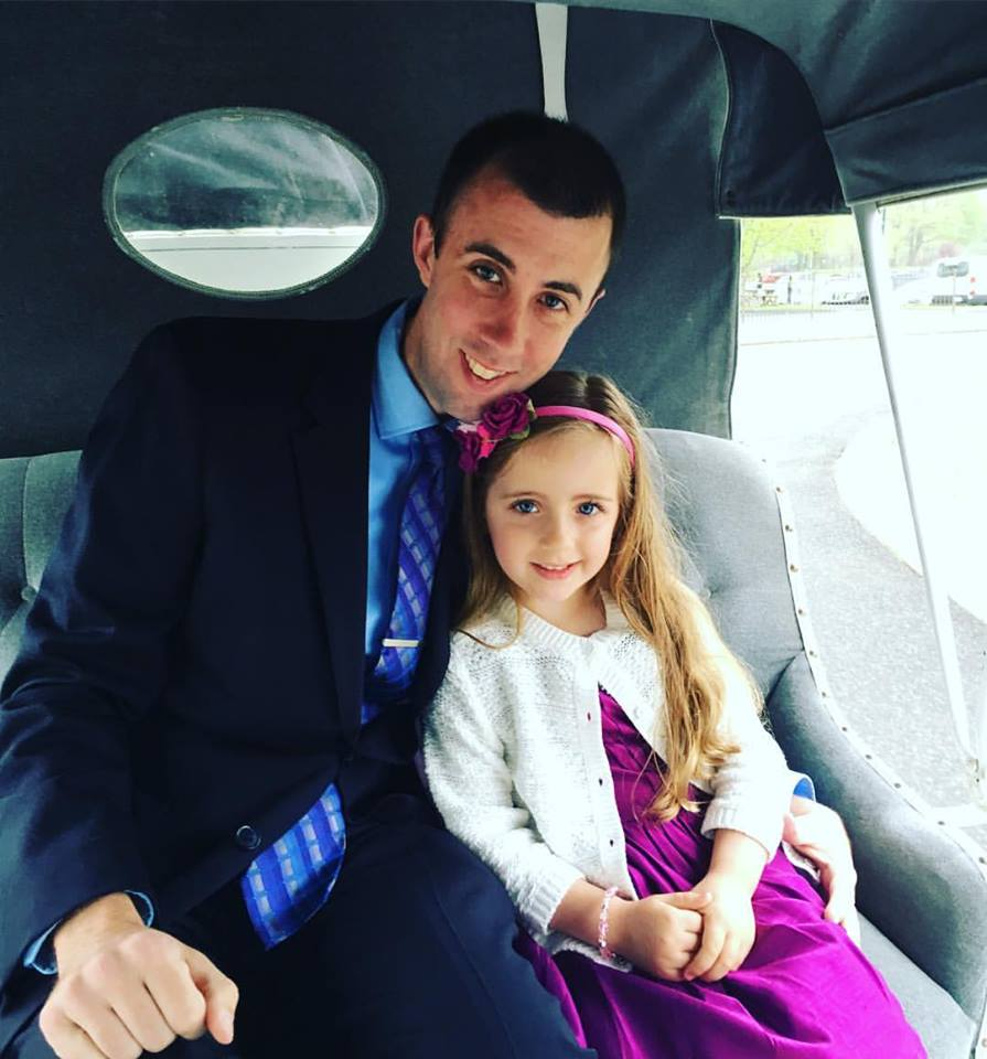 Dave Splan - Vice President and FounderDave's specialty is playing hide-and-seek and baking. Emma's favorite game to play and after school activities to do with Dada.