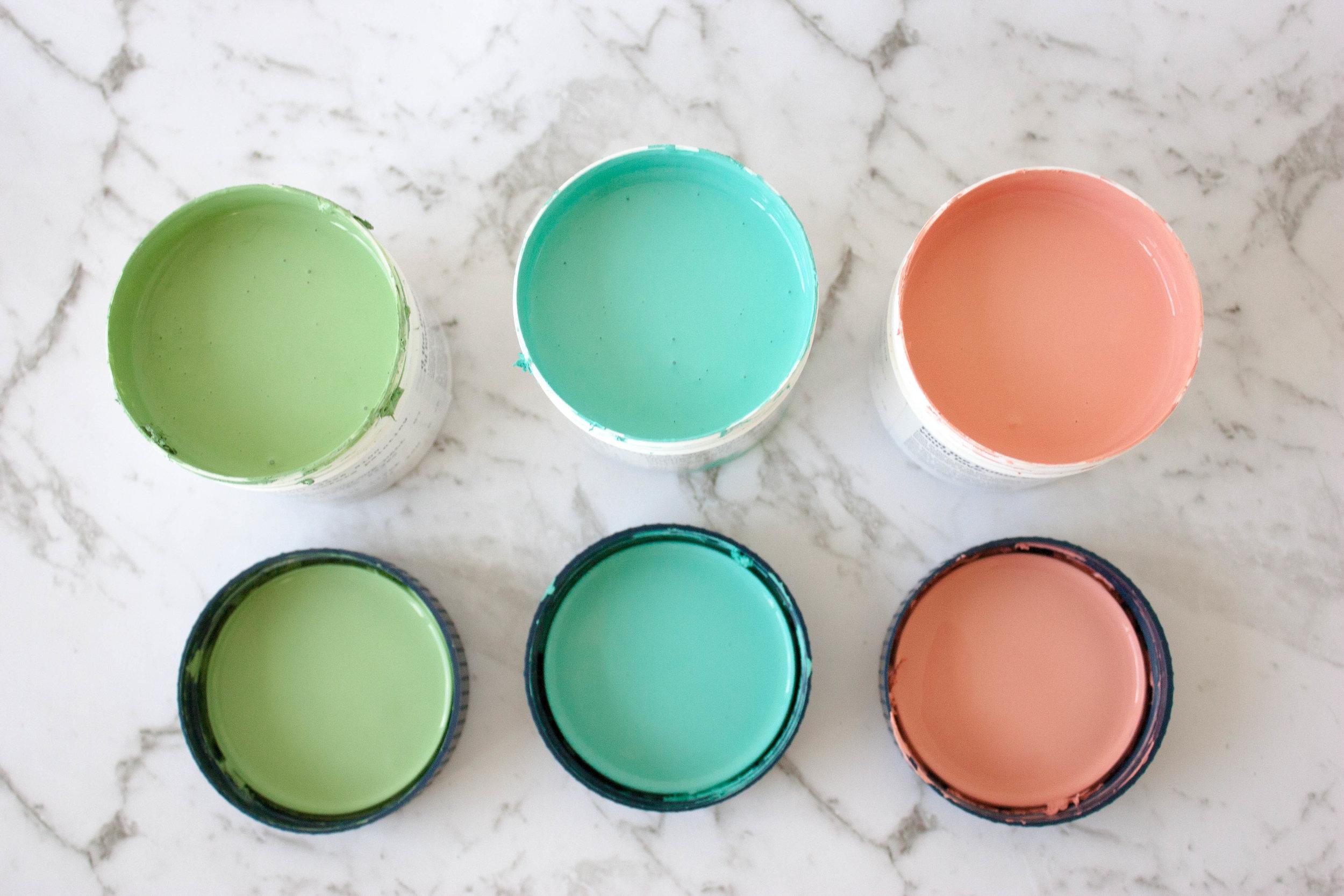 5. pick your paint -