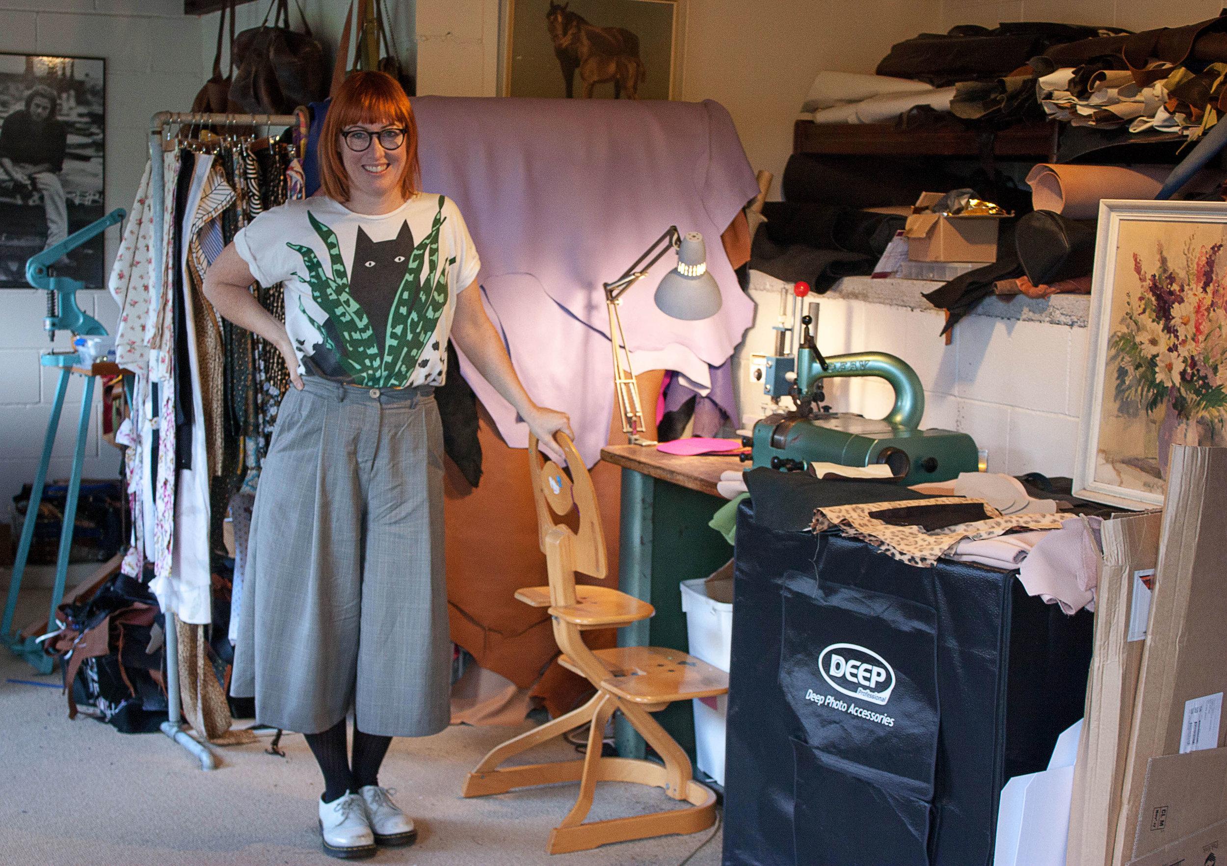 Helen Miller Studio Interview