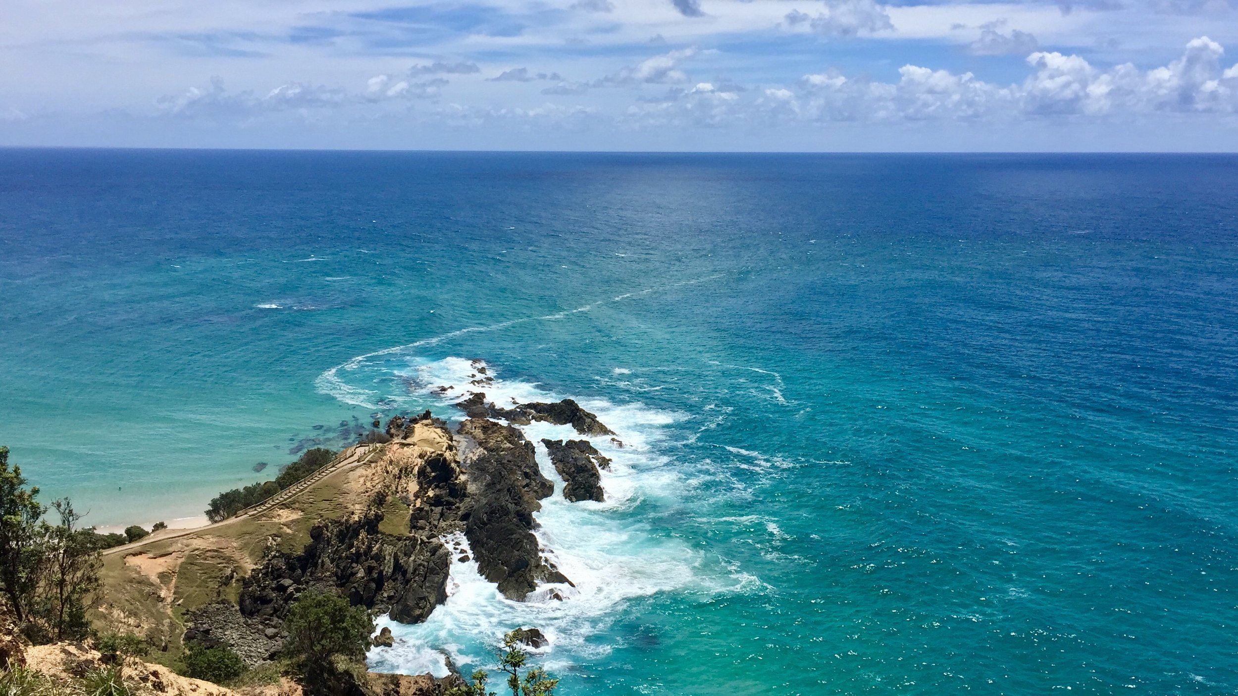 This is beautiful Byron Bay