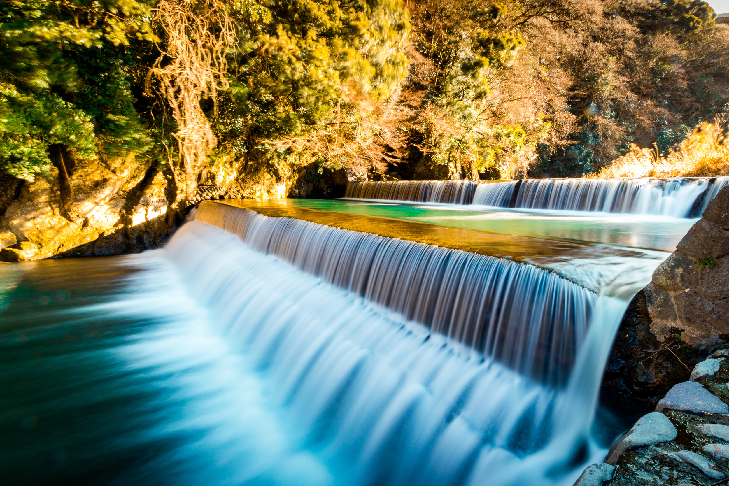 Spencer Thompson Long Exposure Photography