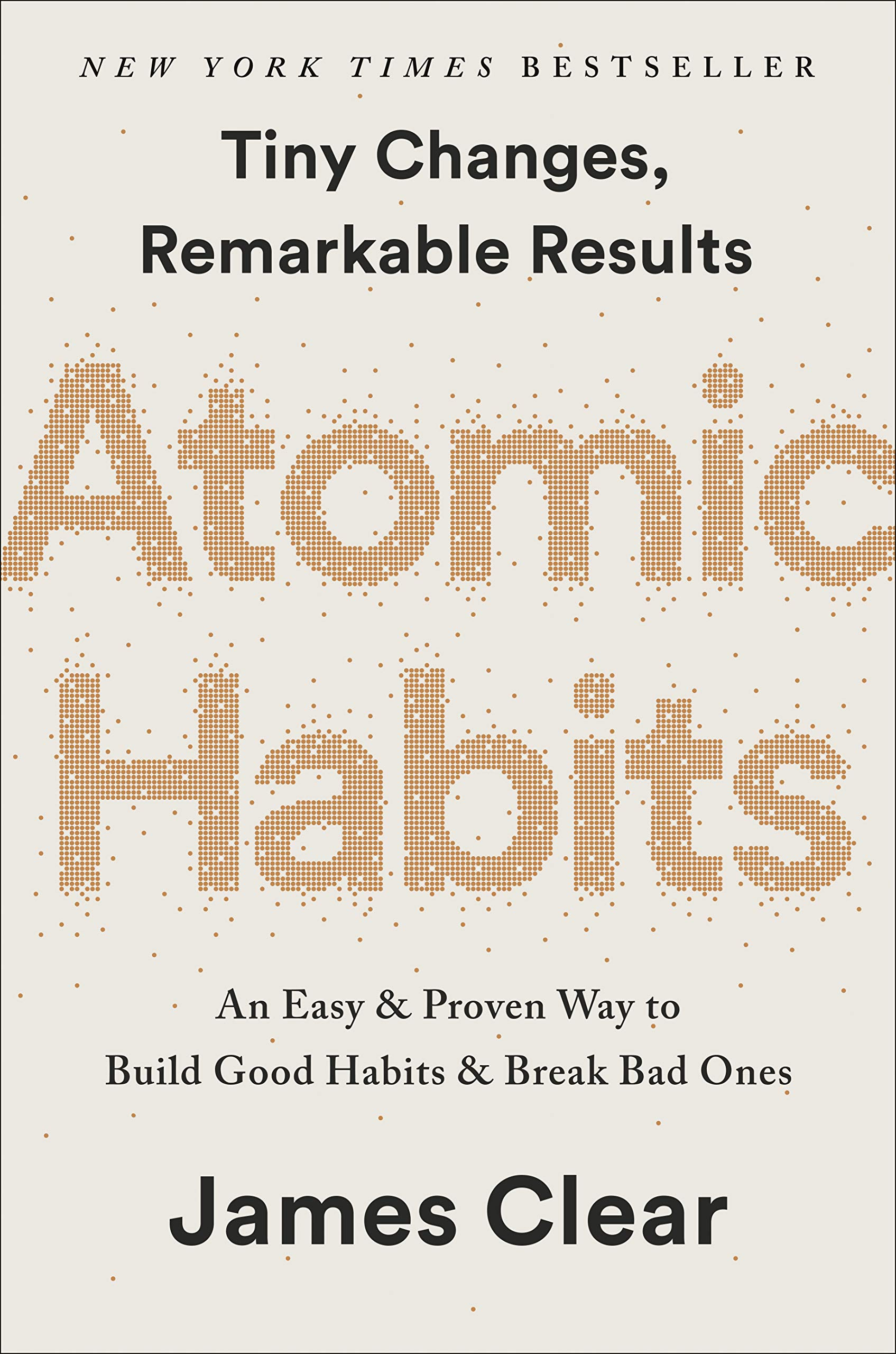 Atomic Habits- James Clear