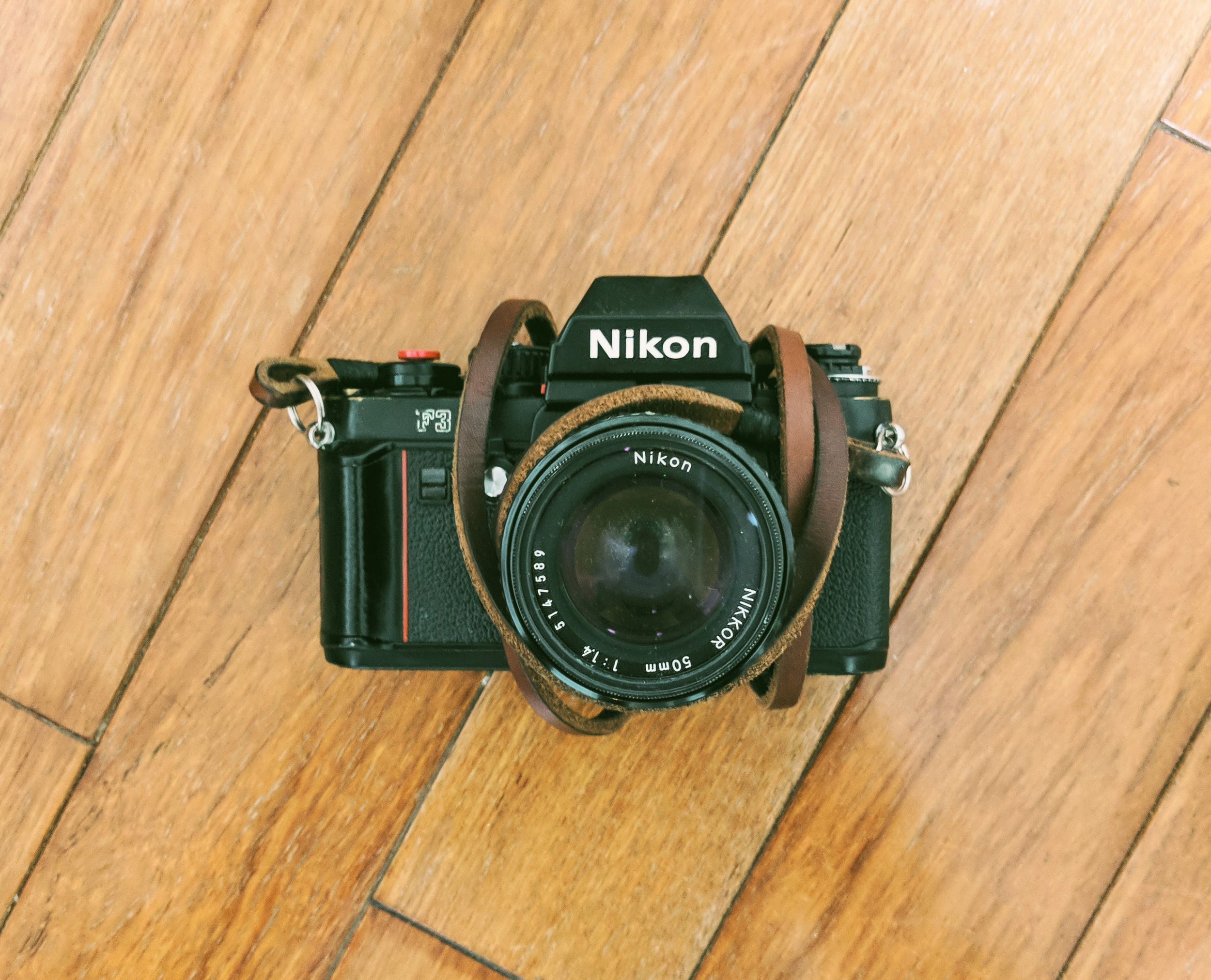 "Photo by: Box Speed from blog post  ""Nikon F3 Review: Understated Perfection"""