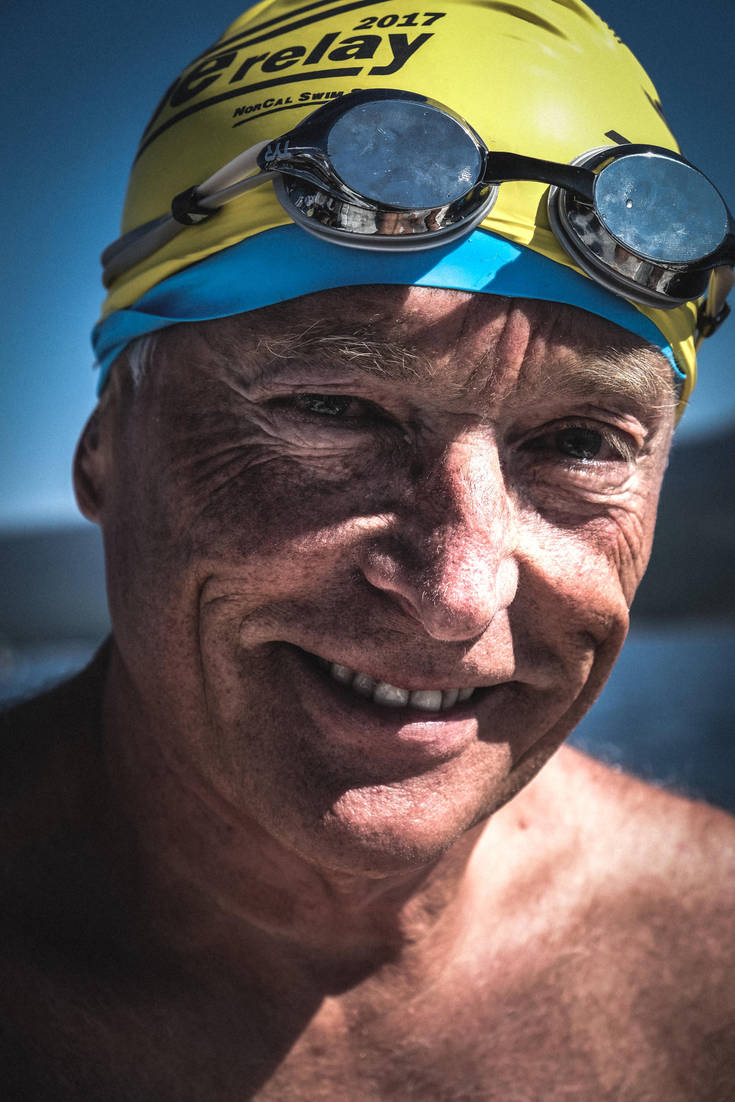 Trans Tahoe Swim